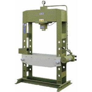 Hand-hydraulic press 100T, 1010-1055mm, OMCN