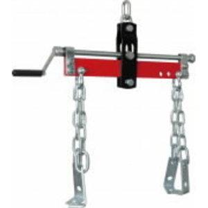 Load positioning device, 500kg, KS tools