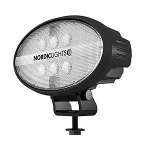 LED töötuli 12-24V 39W 2300lm 5000K IP68