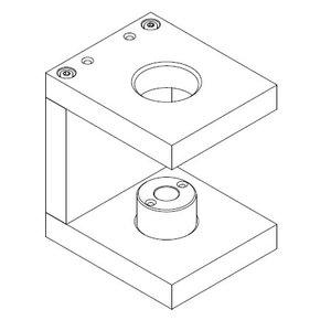 Assembly fixsture GE 950/710/GA18, Metabo