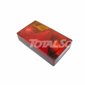 Rear light, LH, TVH Parts