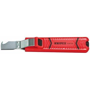 Нож для снятия изоляцйи кабеля 8,0 - 28,0 мм, KNIPEX