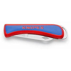 Sähkömiehen taitettava taskuveitsi 80 mm terä, Knipex
