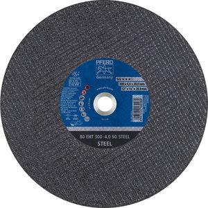 Pjov.disk.metalui 300x4,0x20mm SG STEEL, Pferd