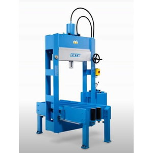 Hüdropress 50T, 890x810mm, elektr.hüdr., OMCN