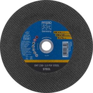 Режущий диск по металлу 230x3,0x22 A24P PS-F, PFERD