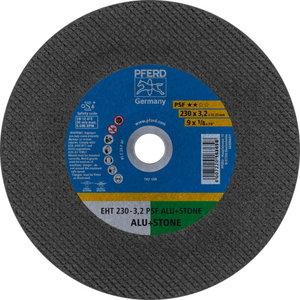 Pjovimo diskas 230x3,2mm PSF ALU+STONE, Pferd