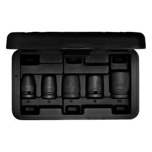 Löökpadrunite kmpl 1/2 K19-028 5-osa 10-24mm, Gedore