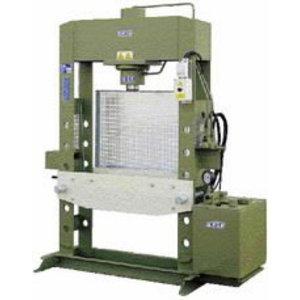 Hüdropress 100T, 1010 синяя1055 мм elekt.hüdr., OMCN