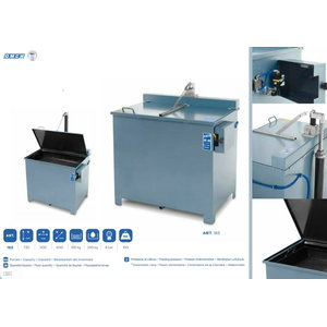 Automatic washing tank, OMCN