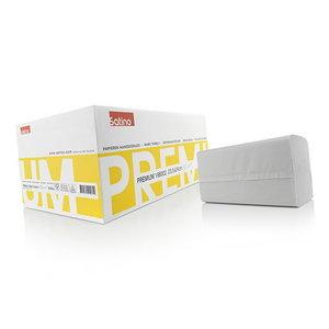 Paberrätik lehtedes,  Premium, 2-kihiline, Satino