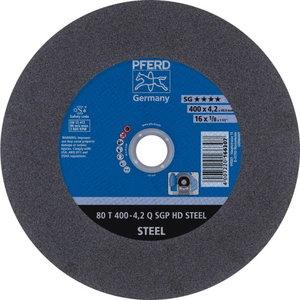Metallilõikeketas 400x4,2/40mm Q SGP HD STEEL, Pferd