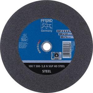 metallilõikeketas 500x5,8x40 A24N SG-HD