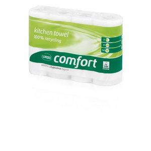 Majapidamispaber Wepa Comfort/ 2- kihti/ 4 rulli, WEPA