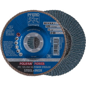 FAN DISC 80PFC125-22 Z 60, Pferd
