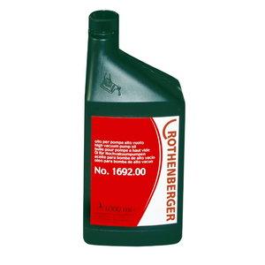 Hüdraulika õli 1L mineraal, Rothenberger