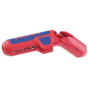 Kabelių nužievinimo įrankis ErgoStrip 0,2-4mm², Knipex