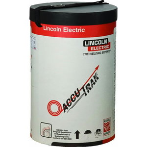 Suvirinimo viela SupraMig SG2 RD 1,0mm 250kg Accutrak, Lincoln Electric
