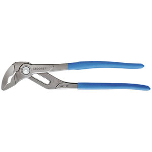 """Universal pliers 10"""", 15 settings, dip-insulated"""