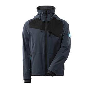 Jacket Advanced, four-way stretch, dark navy/black XL, Mascot