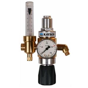 Pressure regulator ECOMAT 2000, Ar/Mix, for AGA bottle, Binzel