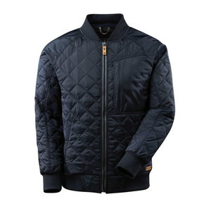 Jacket Advanced, four-way stretch, dark navy M, Mascot