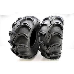 Offroad tyres set 4 pcs 27in for RTV X900, Kubota