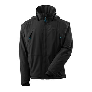 Winter Jacket 17035 Advanced, black, Mascot
