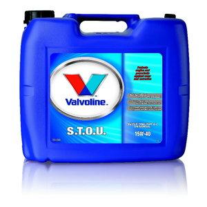 универсальное тракторное масло STOU 15W40 20L, VALVOLINE