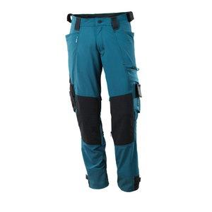 Bikses Sabadell, Advanced, tumši zili zaļas 82C56
