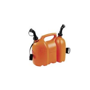 Universālā kanna 6+3L, orange, Ratioparts