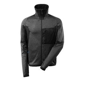 Flīsa jaka Advanced 17103, tumši pelēka/melna 2XL, Mascot