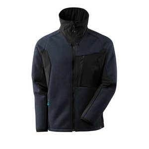 Softshell Advanced 17105 dark navy/black, Mascot