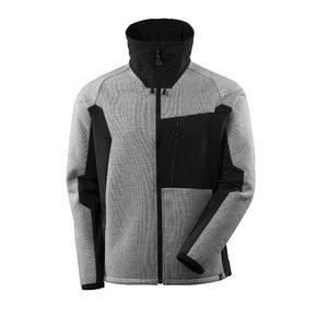 Softshell Advanced 17105 grey-fleced/black, Mascot
