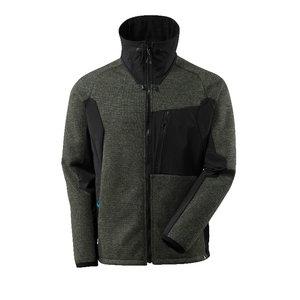 Softshell jaka Advanced 17105 ar membrānu, sūnu zaļa/melna M, , Mascot