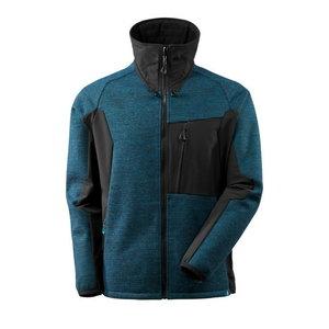 Softshell jakk 17105 Advanced. sinine/must 2XL, , Mascot