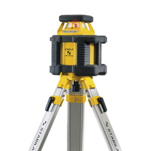 Вращающийся лазерный нивелир LAR 250 + REC 300, STABILA