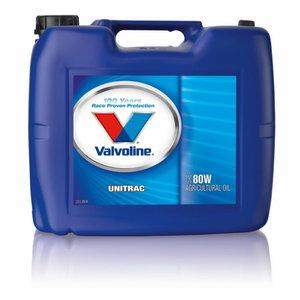 универсальная жидкость UNITRAC  SAE 80W 20л, VALVOLINE