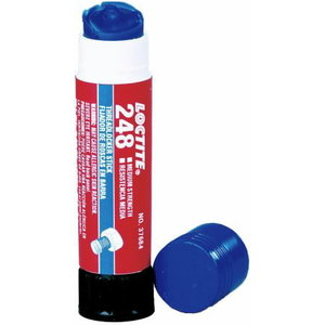 Threadlocking adhesive (medium) 248 9g, Loctite