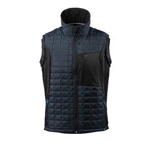 Vest 17165 Advanced, Climascot tumesinine/must S, Mascot