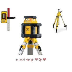 Automatic rotation laser LAR 250 set, Stabila