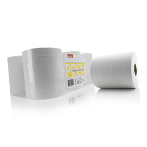 Paberrätik rullis,  Premium, 2- kihiline, 150m, Satino