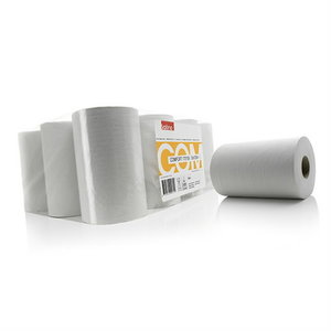 Paberrätik rullis,  Comfort, 1- kihiline, 120m, Satino