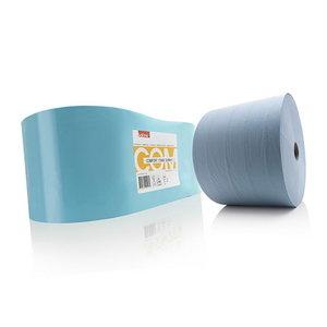 Paberrätik rullis  Comfort/2-kihti/ 2 x 555m/sinine, Satino