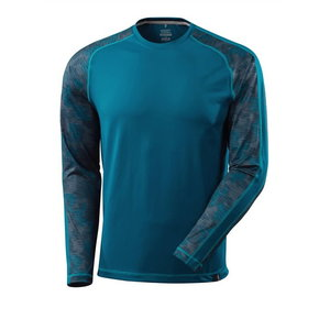 Krekls Advanced, tumši zili zaļš, Mascot