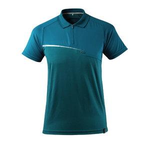 Advanced Polo Shirt dark petroleum L, Mascot