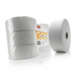 Tualettpaber rullis,  Comfort, 1-kihiline, 600m, Satino