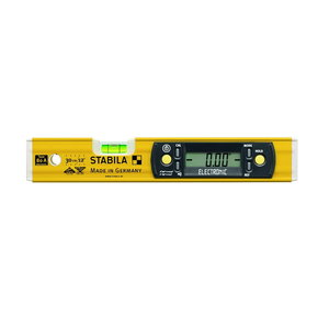 Электронный уровнемер 80 A 30 см, STABILA