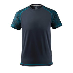 T-krekls, Advanced, tumši zils, L, Mascot
