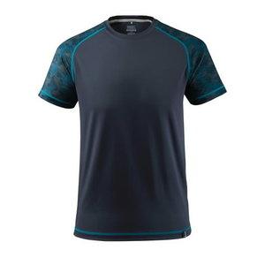 T-krekls, Advanced, tumši zils, XL, Mascot